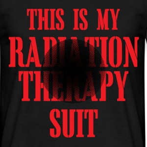 this is my radiation therapy T-Shirts - Men's T-Shirt