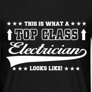 this is what electrician T-Shirts - Men's T-Shirt