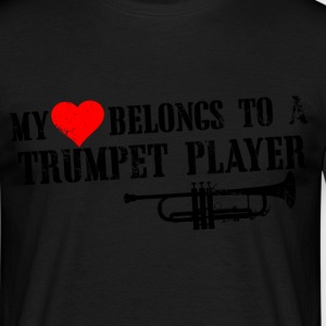 trumpet player T-Shirts - Men's T-Shirt