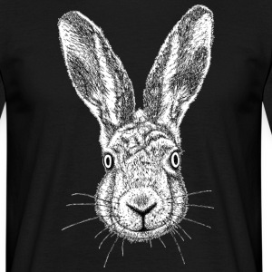 Hare Face T-Shirt - Men's - Men's T-Shirt