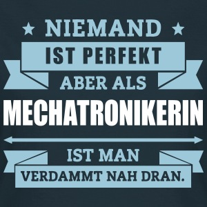 Funshirt Mechatronikerin T-Shirts - Frauen T-Shirt