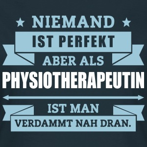 Fun Physiotherapeutin T-Shirts - Frauen T-Shirt
