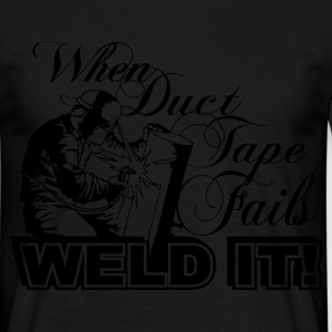 weld it T-Shirts - Men's T-Shirt