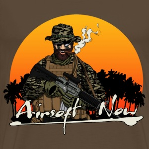 Airsoft Now Tee shirts - T-shirt Premium Homme