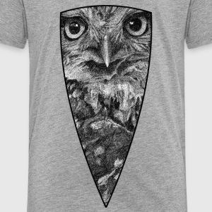Little Owl Shirts - Kids' Premium T-Shirt