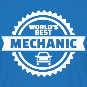 Mechanic T-Shirts - Männer T-Shirt