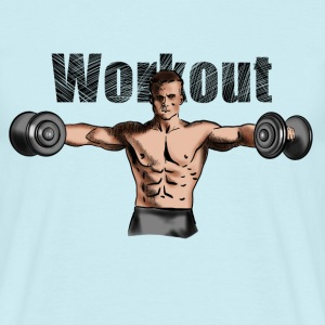 workout T-Shirts - Men's T-Shirt