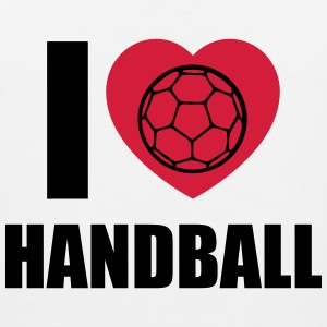 I LOVE HANDBALL Sports wear - Men's Premium Tank Top