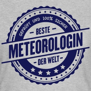 Beste Meteorologin T-Shirts - Frauen T-Shirt