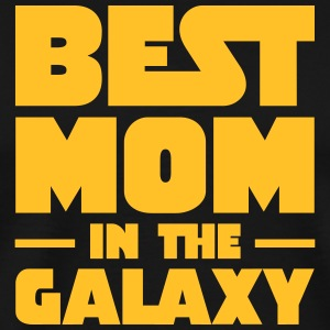 Best Mom In The Galaxy T-Shirts - Männer Premium T-Shirt