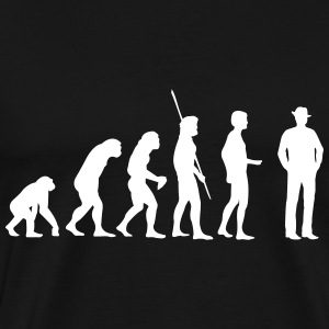 evolution Gangster T-Shirts - Men's Premium T-Shirt