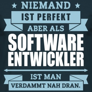 Fun Softwareentwickler T-Shirts - Männer T-Shirt
