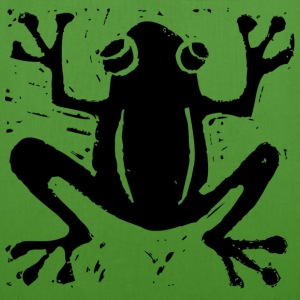 Crafty Wotnots Tree Frog Bags & Backpacks - EarthPositive Tote Bag