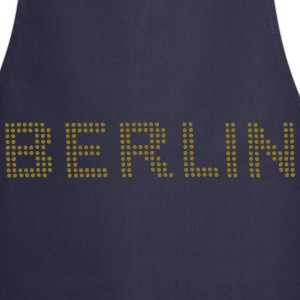 BERLIN Dot font  Aprons - Cooking Apron
