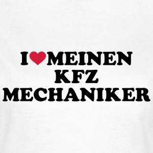 Kfz-Mechaniker T-Shirts - Frauen T-Shirt