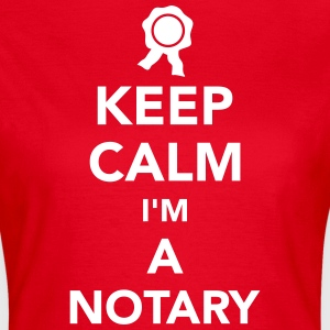 Notary T-Shirts - Frauen T-Shirt