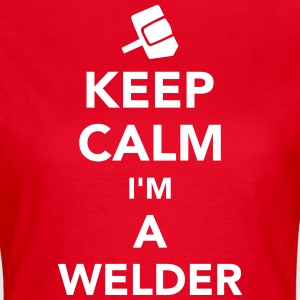 Welder T-Shirts - Frauen T-Shirt