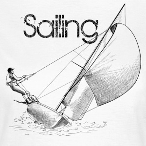 sailing T-Shirts - Women's T-Shirt