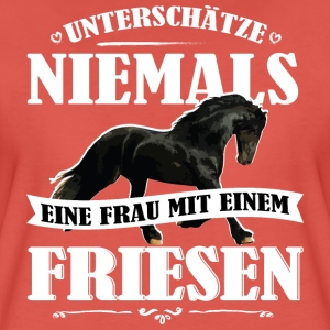 UN Friesen T-Shirts - Frauen Premium T-Shirt