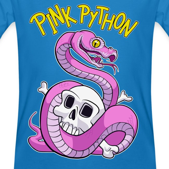 Pink Python