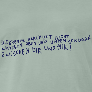 Graffiti Zwischen Dir und Mir Berlin Kreuzberg
