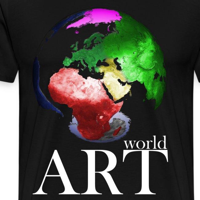 T-Shirt world ART