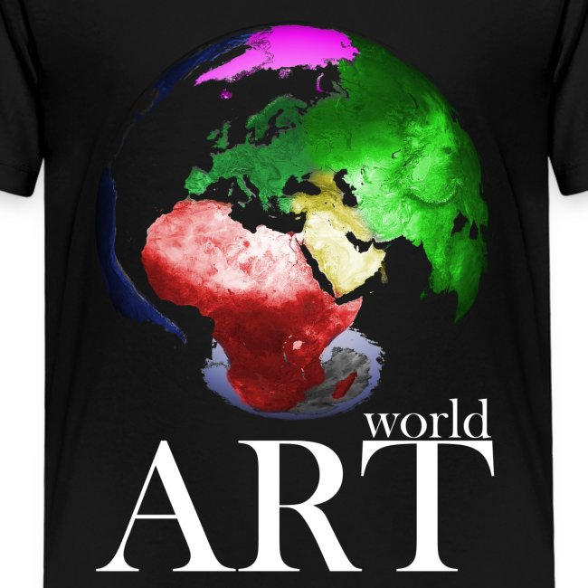 T-Shirt world ART