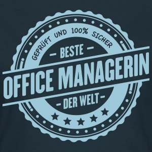 Beste Office Managerin T-Shirts - Frauen T-Shirt