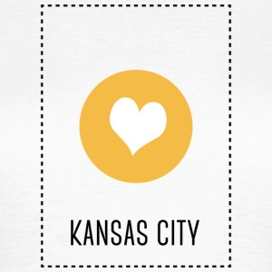 I Love Kansas City T-Shirts - Frauen T-Shirt