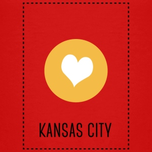 I Love Kansas City T-shirts - Premium-T-shirt barn