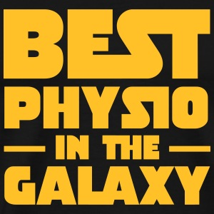 Best Physio In The Galaxy Koszulki - Koszulka męska Premium