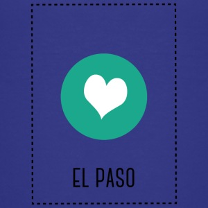 I Love El Paso T-shirts - Teenager premium T-shirt