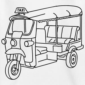 Tuk-tuk or autorickshaw Shirts - Teenage T-shirt