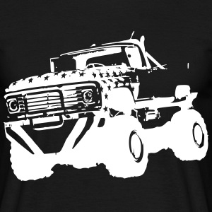 Monster truck Tee shirts - T-shirt Homme