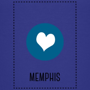 I Love Memphis Shirts - Teenage Premium T-Shirt