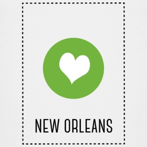 I Love New Orleans T-shirts - Børne premium T-shirt