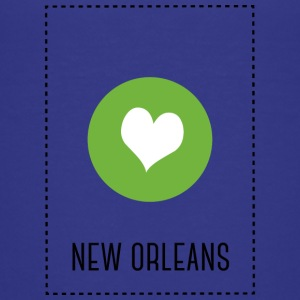 I Love New Orleans Shirts - Teenage Premium T-Shirt