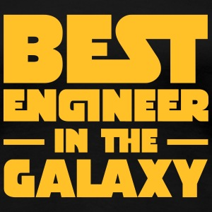 Best Engineer In The Galaxy T-Shirts - Frauen Premium T-Shirt