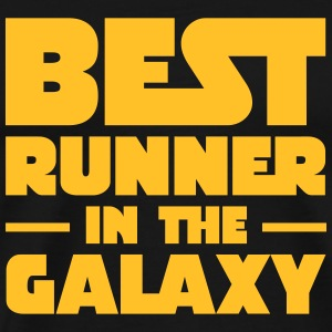 Best Runner In The Galaxy T-Shirts - Männer Premium T-Shirt