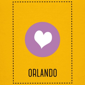 I Love Orlando Shirts - Teenage Premium T-Shirt