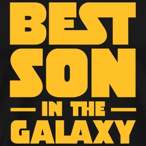 Best Son In The Galaxy T-shirts - Herre premium T-shirt
