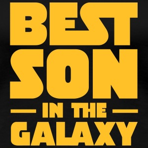 Best Son In The Galaxy T-shirts - Dame premium T-shirt
