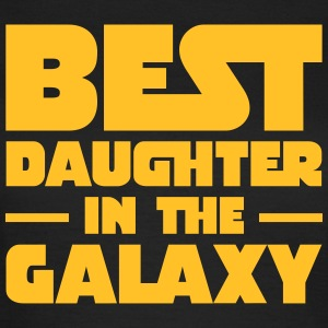 Best Daughter In The Galaxy T-Shirts - Women's T-Shirt