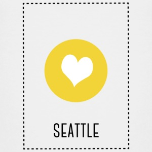 I Love Seattle Tee shirts - T-shirt Premium Enfant