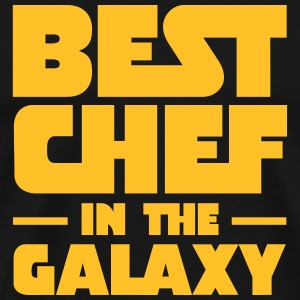 Best Chef In The Galaxy T-Shirts - Männer Premium T-Shirt