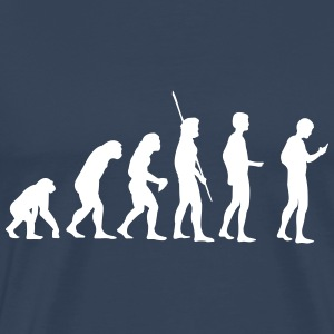 Evolution Cell Addiction T-shirts - Herre premium T-shirt