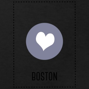 I Love Boston Camisetas - Camiseta ecológica niño
