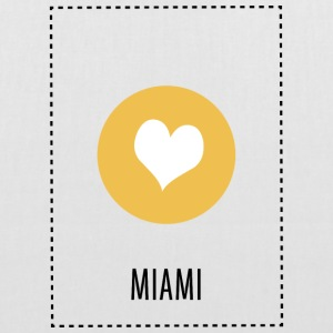 I Love Miami Bags & Backpacks - Tote Bag