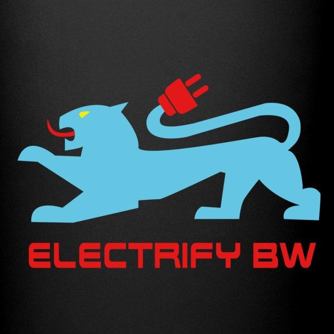 Electrify BW e.V. Kaffeetasse