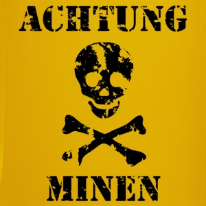 Achtung Minen Mug - Full Colour Mug